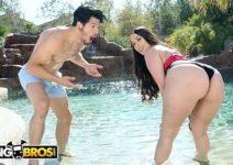 Porno Grátis Alycia Starr Torando a Bucetona no Pau